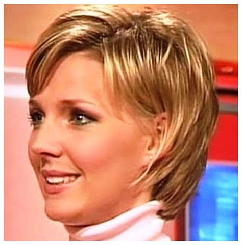 easy to care for hairstyles medium short haircuts for fine hair hairs picture gallery