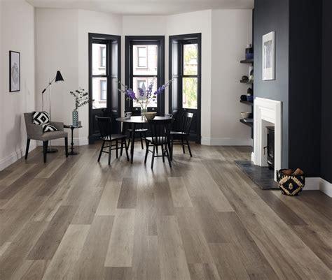 Vinyl Laminate Flooring Reviews by Karndean Korlok Washed Grey Ash