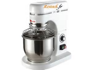 batteur de cuisine professionnel restock