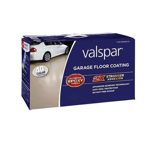 shop valspar garage floor coating gallon size container