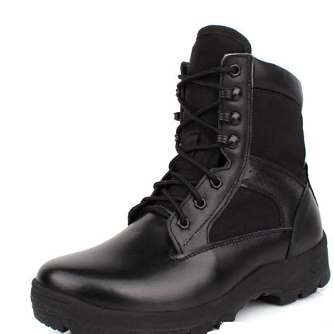 marine boots top salehigh quality leather bootsnew special tactical