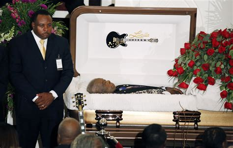 b b king recalled with humor at mississippi funeral