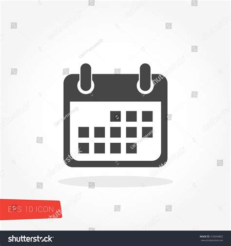 Calendar Graphic Calendar Icon Calendar Icon Vector Calendar Icon