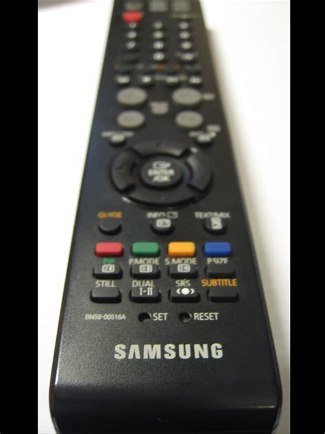 Reset Samsung Lcd Tv Without Remote | resetting a samsung lcd tv bigr s weblog
