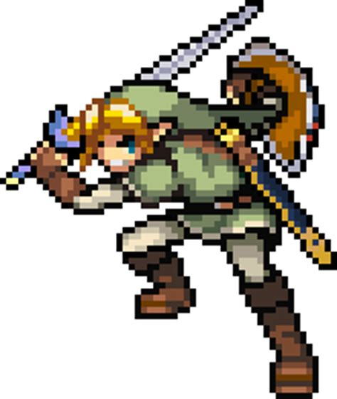 imagen bomba sprite albw png the legend of wiki fandom powered by wikia pixel link by max2809 on deviantart