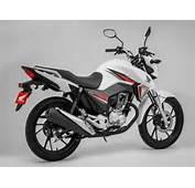 Honda Apresenta CG 160 2016 Com Novo Visual E Motor De 160cc