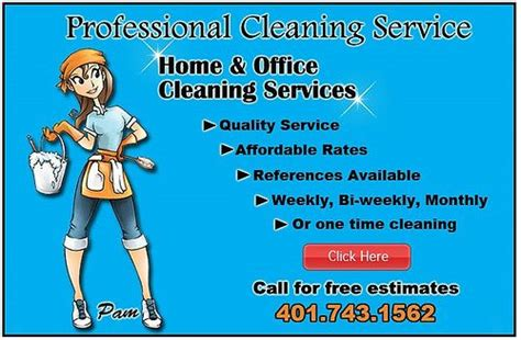 cleaning services advertising templates 14 best cleaning service images on