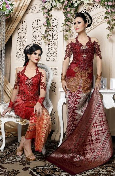 Gaun Pesta Anak Pretty 72 best images about baju kebaya muslim on