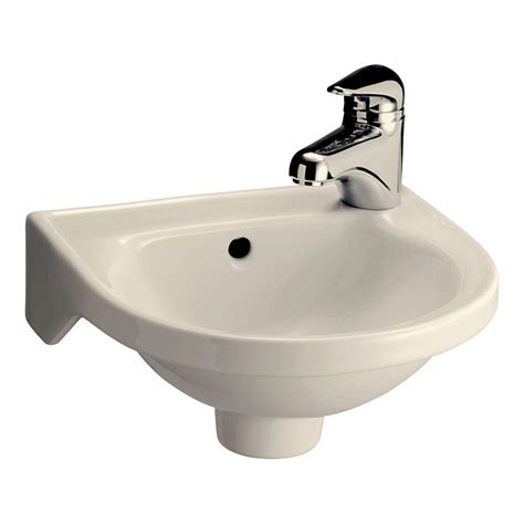 bisque bathroom sink pegasus rosanna wall mounted bathroom sink in bisque 4