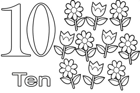 Free Printable Number Coloring Pages 28 Image Available Coloring Pages Numbers 1 10