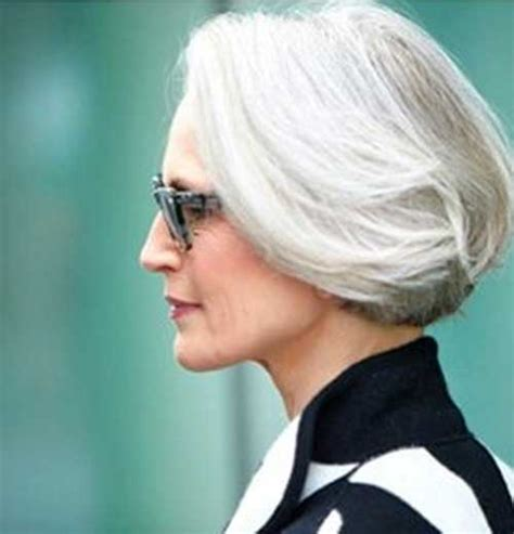 hairstyles for turning grey 30 best short hair styles for older women short
