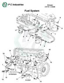 fuel system series 60 detroit diesel engines catalog page 145