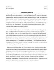 Untitled document - Dragonwings Chapter 4 Summary