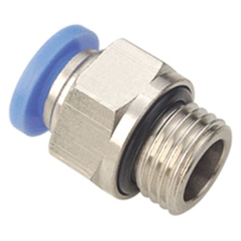 Pnuematic Push In Fitting 14mm X 1 2 bspp connector one touch fittings pneumatic fittings