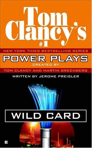 card power plays card power plays book 8 by tom clancy and jerome