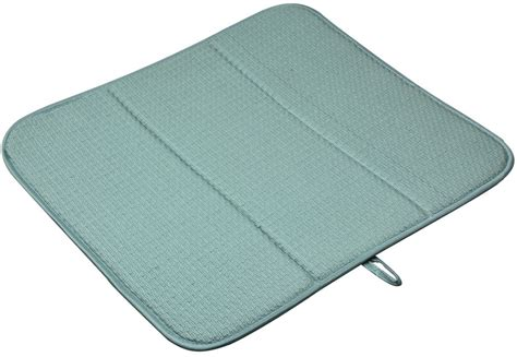kitchen drying mat 20pcs highest quality 40cmx60cm absorbing drying mat for