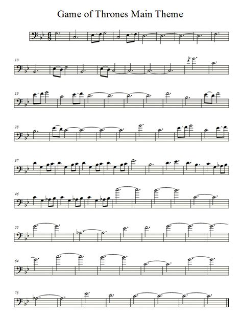 theme song game of thrones game of thrones theme cello by valdesu on deviantart