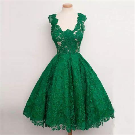 cocktail jurken green best 25 green lace dresses ideas on pinterest green