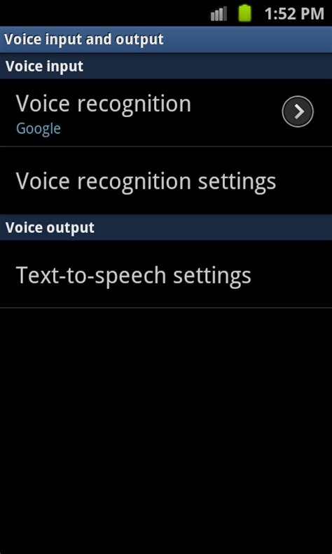 voice text android get chipmunk or robot voice with text to speech on android on galaxy s2 android advices