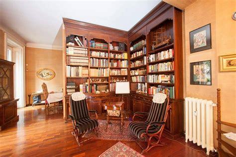 libreria angolare legno librerie in legno librerie su misura falegnameriamilano