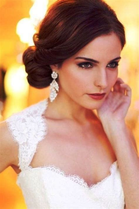 Vintage Wedding Hairstyles For Hair by 17 Best Images About Wedding Hairstyles Bridal Hair