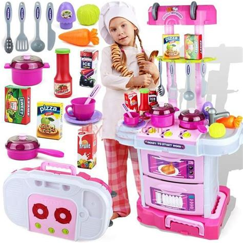 Chef Toys chef small gourmet 3in1 kitchen play set