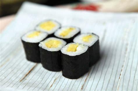 Sushi Tamago Roll Tamago Roll