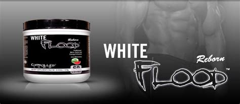 supplement of 30 degrees controlled labs white flood reborn 30 serving supplement