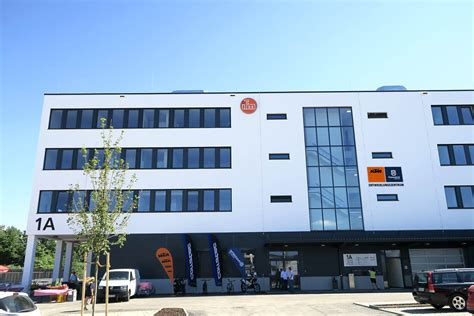 The Ktm Centre Ktm Opens A New R D Centre In Germany Rescogs