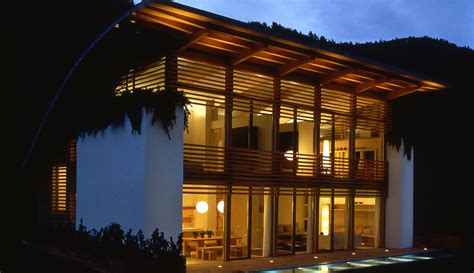 Cost Of House Plans matteo thun amp partners architecture heidis house