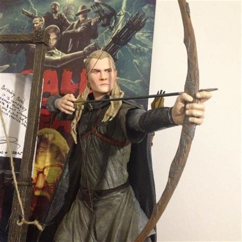 Neca Scaler Arrow neca epic scale legolas collected in figure collection by