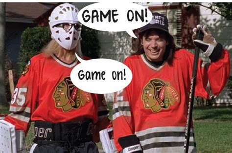 Game On Meme - waynes world archives happy or hungry
