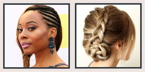 easy braided hairstyles cool braid  tos ideas