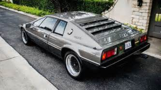 Lotus Esprit For Sale Usa Lotus Esprit S1 Is Available For Sale On Ebay Drivers