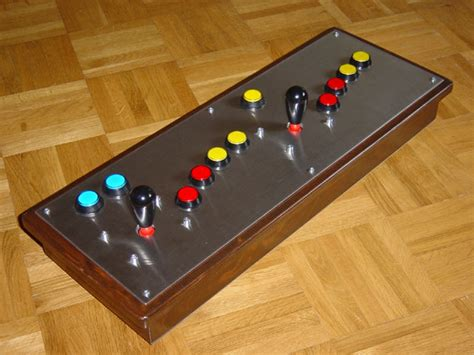 console mame the mame arcade controller jimkim de