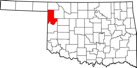 Ellis County Records National Register Of Historic Places Listings In Ellis County Oklahoma