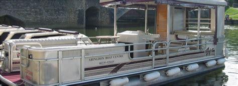 abingdon boat trips boat charter