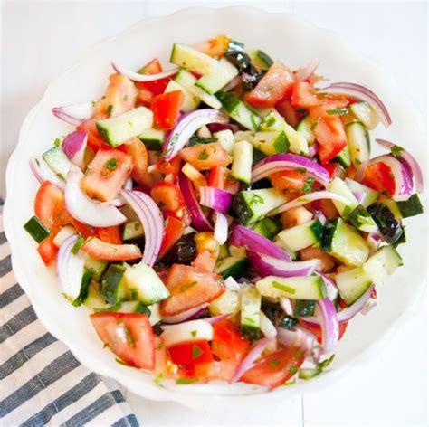 ricette cucina mediterranea insalata mediterranea