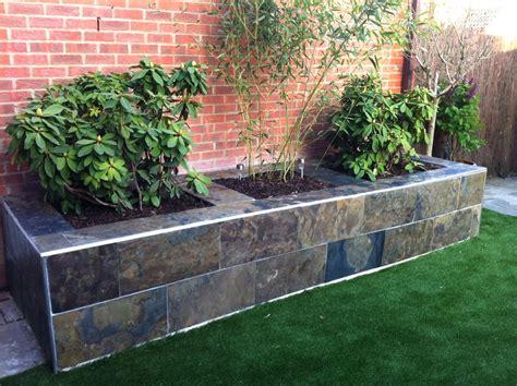 wood flower bed border raised garden bed edging the garden inspirations