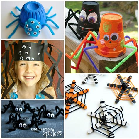spider craft cutesy spider crafts to make for crafty morning