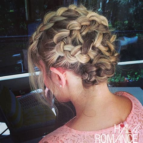 s curve hairstyle twisting braid hairstyle tutorial hair romance