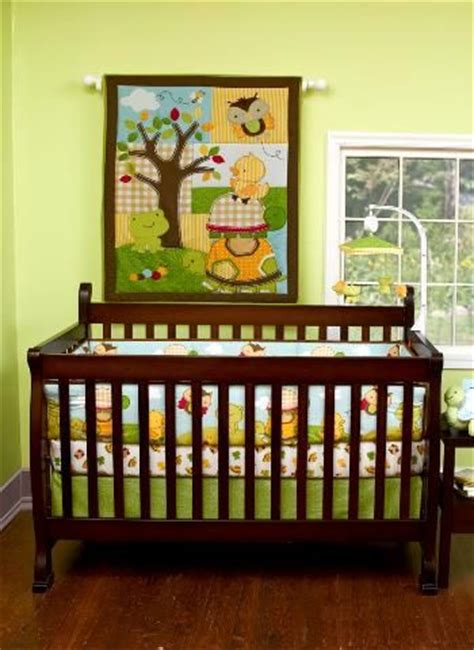 Frog Crib Bedding Forest Critters Crib Bedding Turtle Duck Frog Owl Crib Bedding Complete Your Nursery With