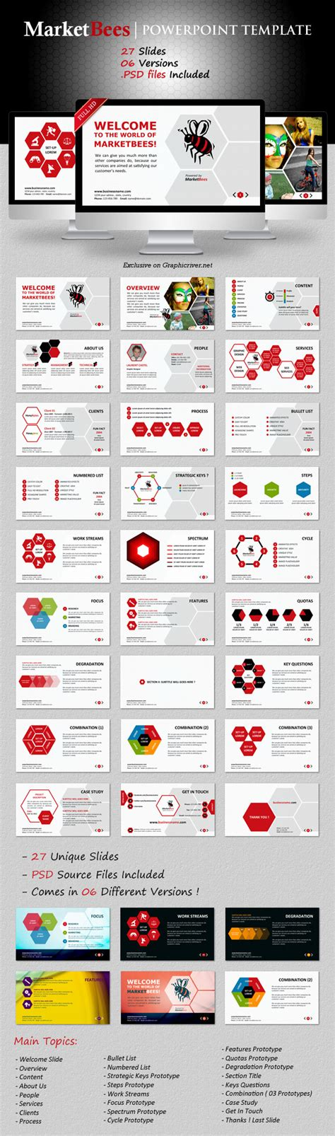 Best Rated Powerpoint Infographic Template In 2014 Powerpoint Template Size 2014