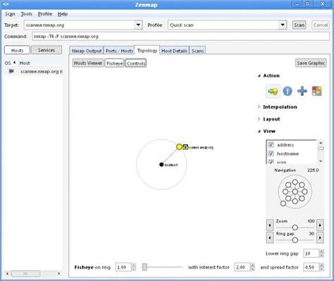 nmap port scanner nmap