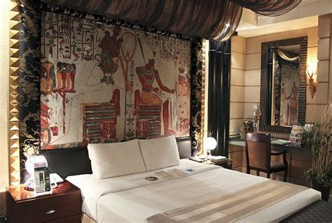 egyptian themed bedroom to the batcave robin taiwan hotel offers ultimate bruce