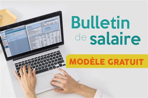 Modele De Bulletin De Paie Gratuit