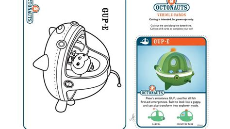 13 best images about octonauts on pinterest crafts cats