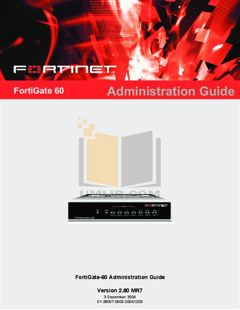 Router Fortinet free pdf for fortinet fortigate fortigate 60