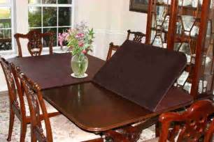 Table Pad Protectors For Dining Room Tables by Dressler Table Pad Company Custom Made Dining Room Table