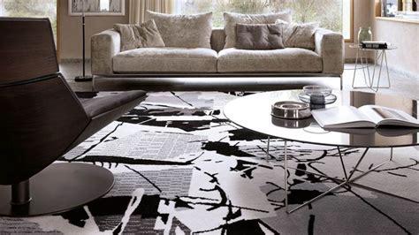 tappeti per soggiorno moderno tappeti moderni soggiorno questione di stile